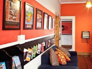 Bohemian Lofts Backpackers Cape Town - Internet Lounge Area