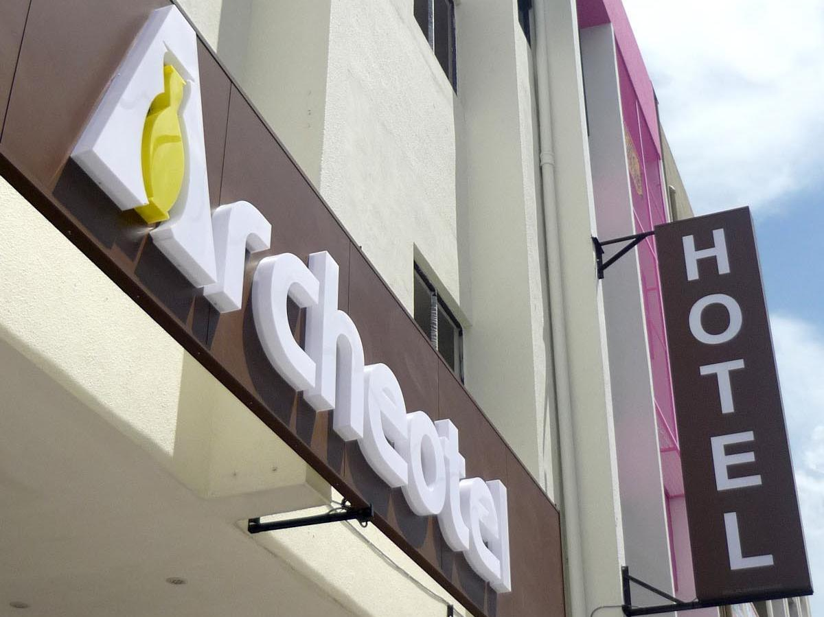 Archeotel Hotel - Hotels and Accommodation in Malaysia, Asia