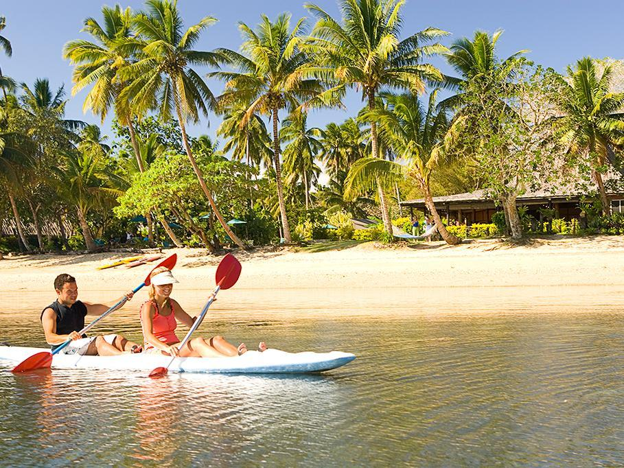 Beqa Lagoon Resort - Hotels and Accommodation in Fiji, Pacific Ocean And Australia