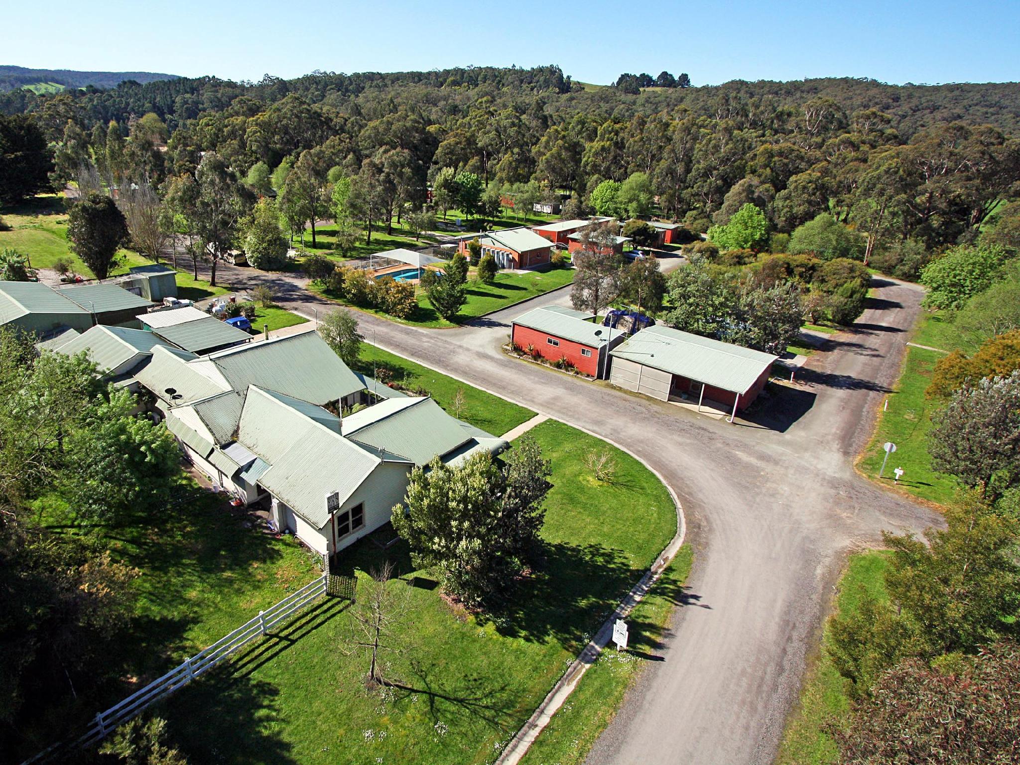Otways Tourist Park - Hotell och Boende i Australien , Gellibrand