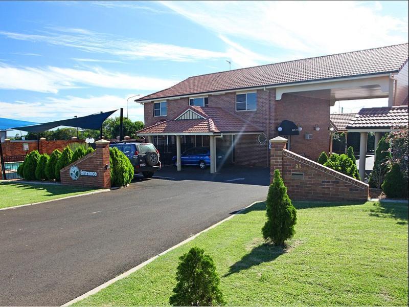 Cotswold Motor Inn - Hotell och Boende i Australien , Toowoomba