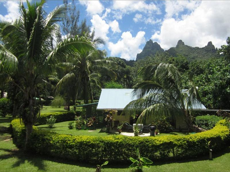 Marks Place Moorea - Hotels and Accommodation in French Polynesia, Pacific Ocean And Australia
