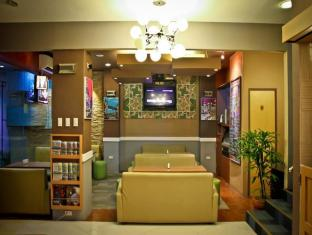 La Gloria Residence Inn Cebu - kavarna