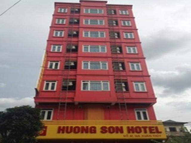 Huong Son Hotel - Hotell och Boende i Vietnam , Hanoi