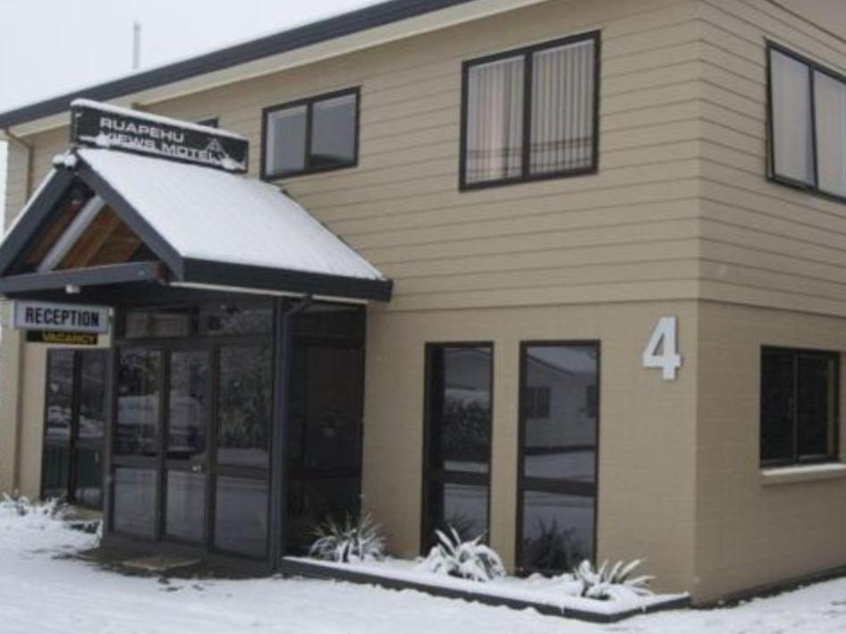 Ruapehu Views Motel - Hotels and Accommodation in New Zealand, Pacific Ocean And Australia