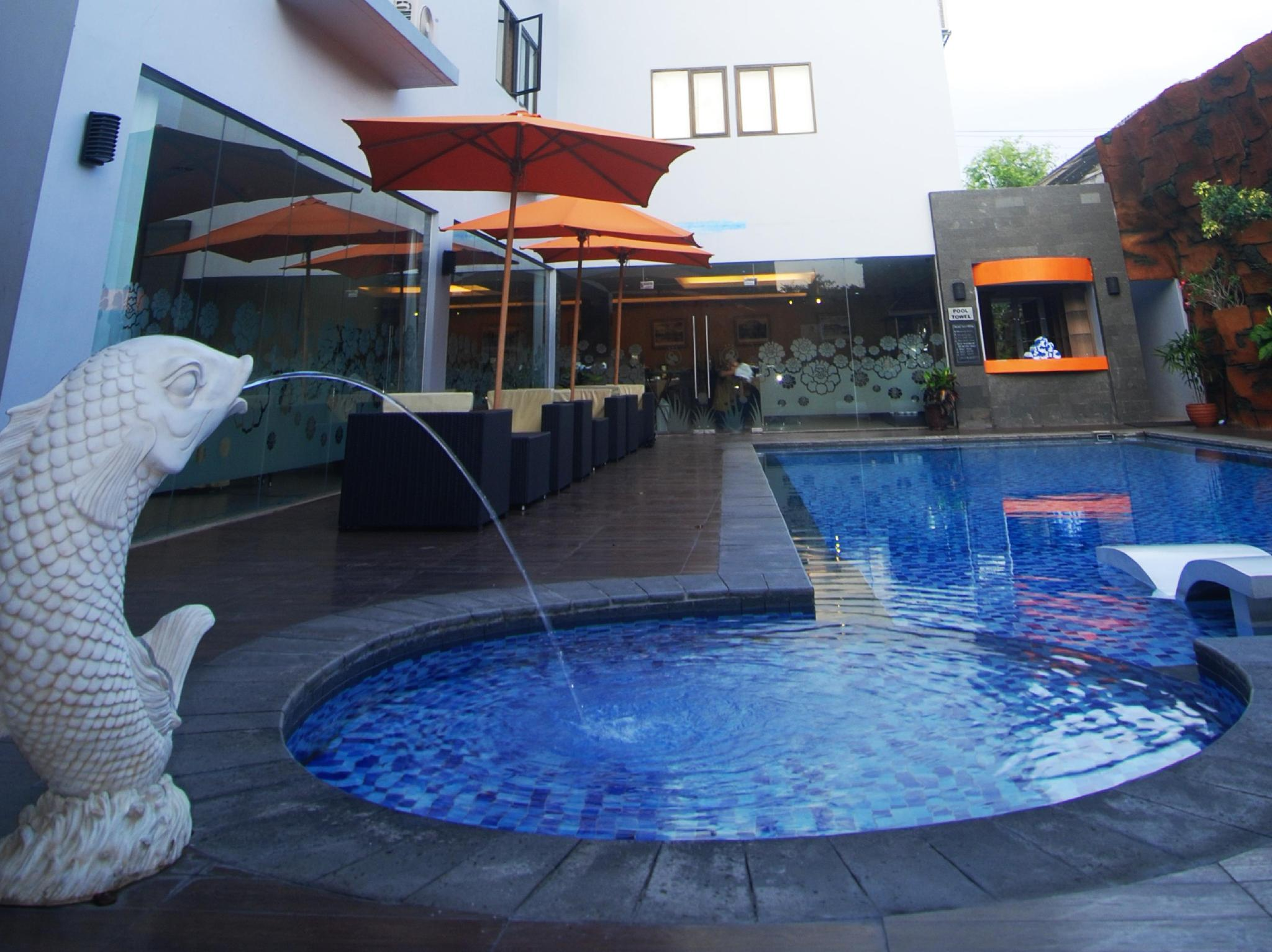 Hotel Arjuna Yogyakarta - Hotels and Accommodation in Indonesia, Asia