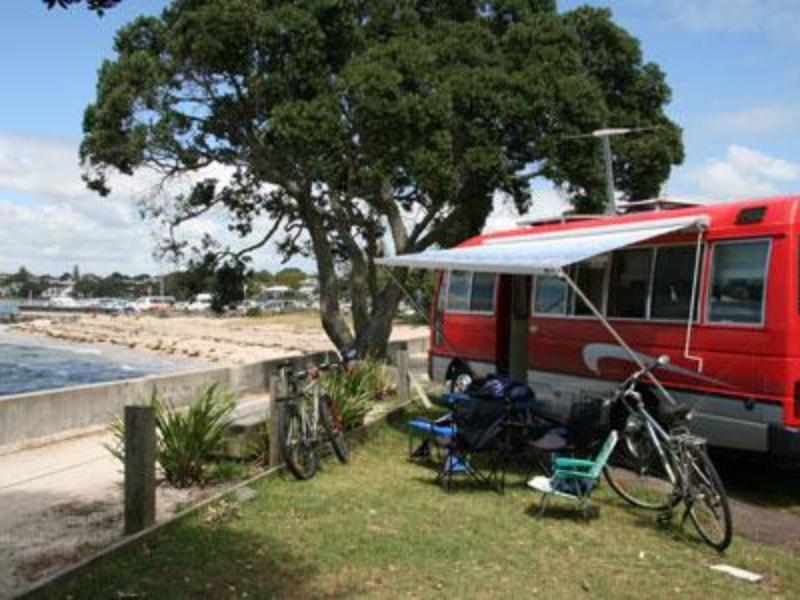 Takapuna Beach Holiday Park - Hotels and Accommodation in New Zealand, Pacific Ocean And Australia