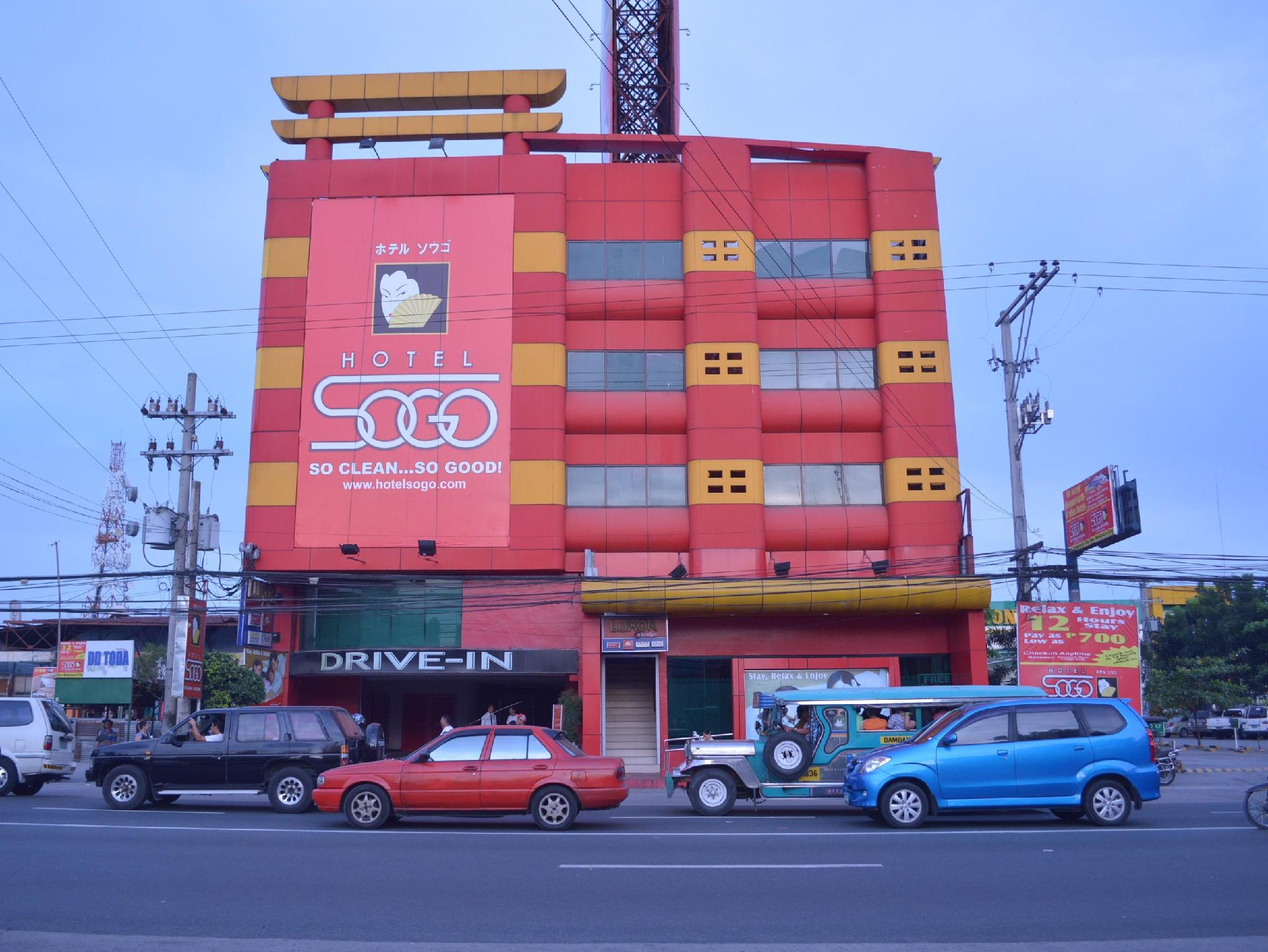 Hotel Sogo Dau - Hotels and Accommodation in Philippines, Asia