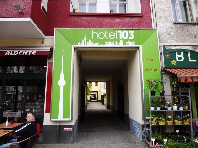 Hotel 103 - Hotell och Boende i Tyskland i Europa