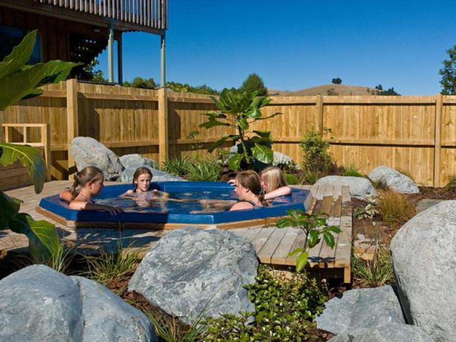 Alpine Pacific Holiday Park - Hotell och Boende i Nya Zeeland i Stilla havet och Australien