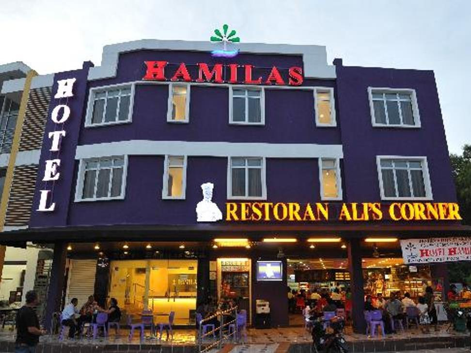 Hotel Hamilas - Hotels and Accommodation in Malaysia, Asia