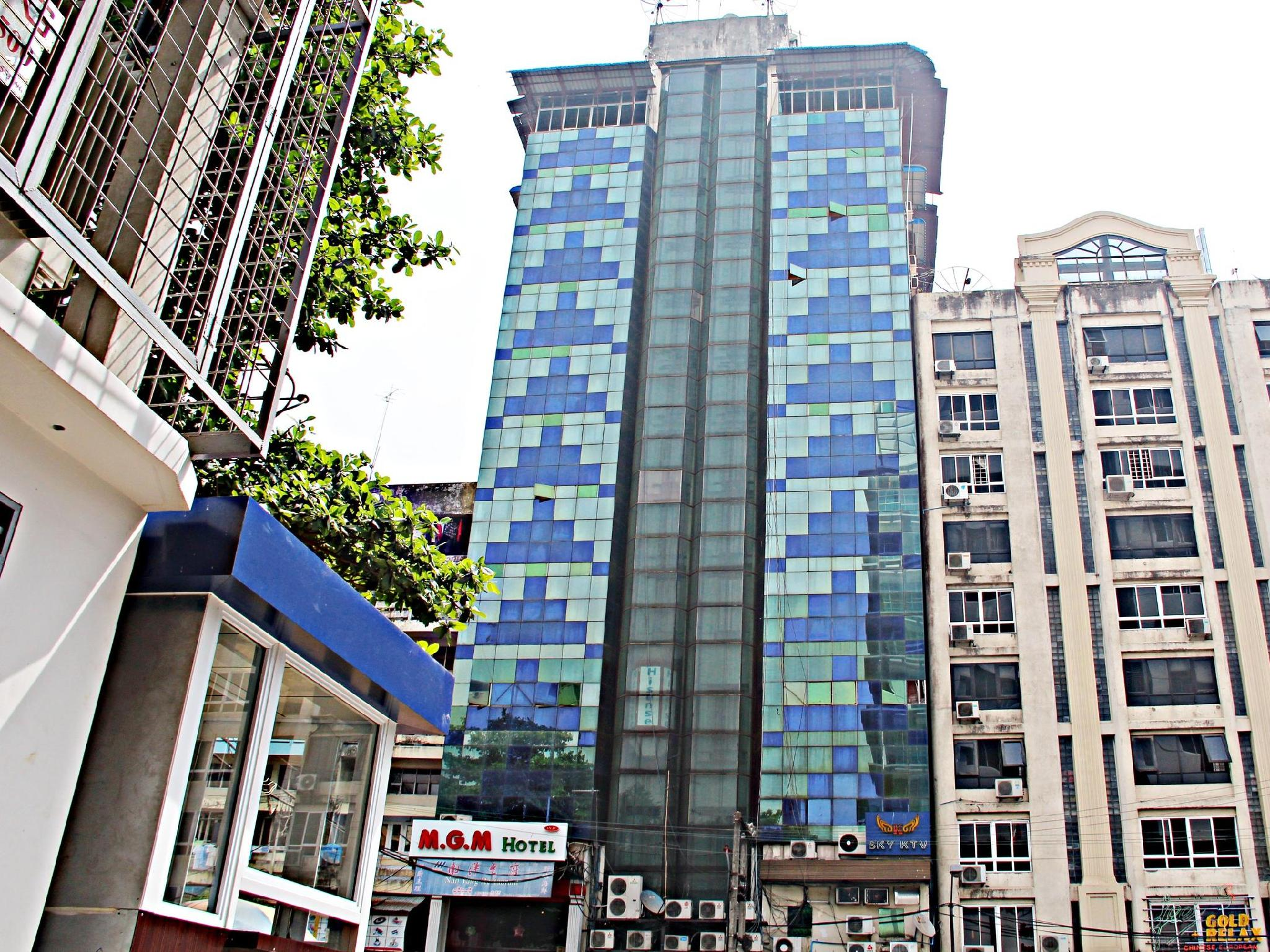 M.G.M Hotel - Hotels and Accommodation in Myanmar, Asia