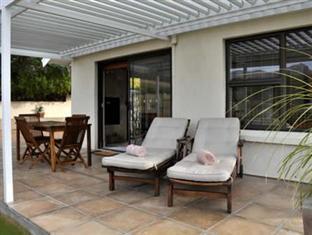 Stellenview Apartments Stellenbosch - Terrace