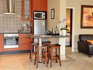 Stellenview Apartments Stellenbosch - Kitchen