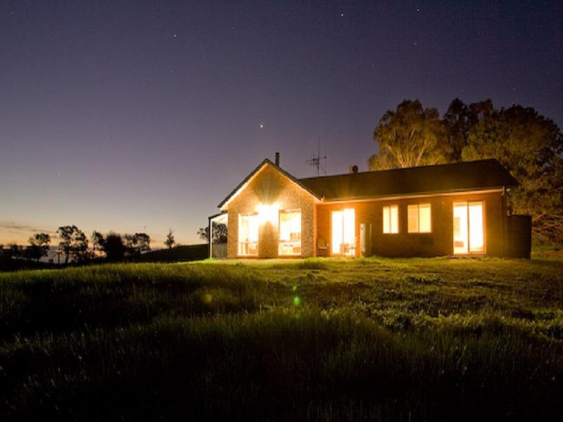 Hut on the Hill - Hotell och Boende i Australien , Heathcote