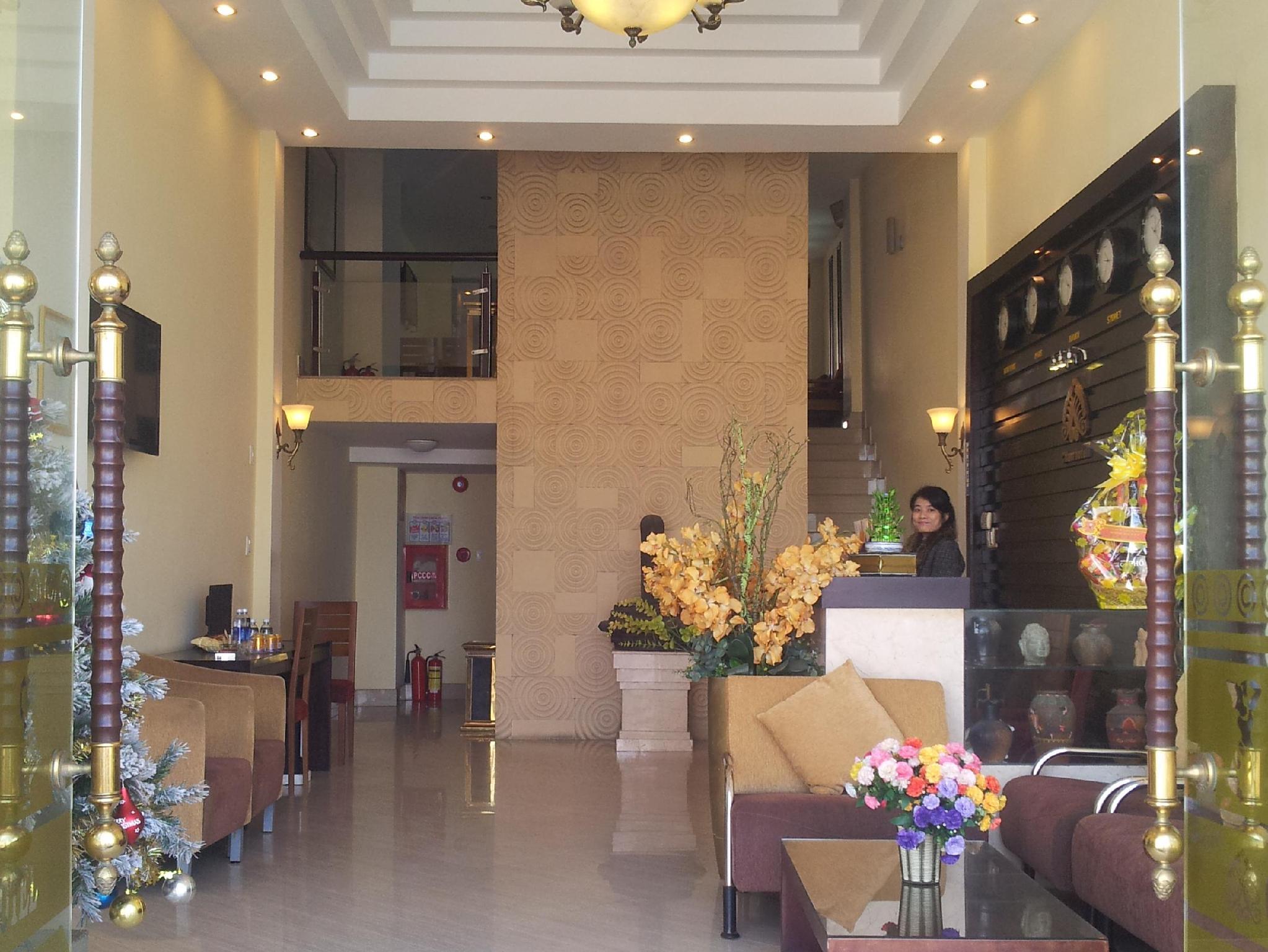 Cham Hotel Danang - Hotell och Boende i Vietnam , Da Nang