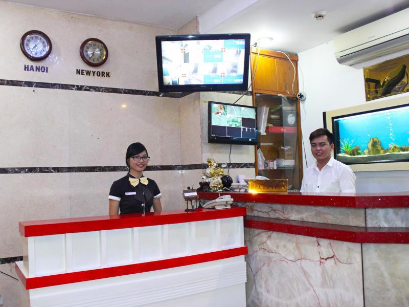 Mi Linh Hotel - Hotell och Boende i Vietnam , Ho Chi Minh City