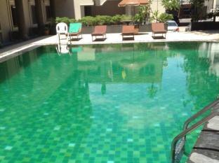 Honey Lodge Pattaya - Swimming Pool