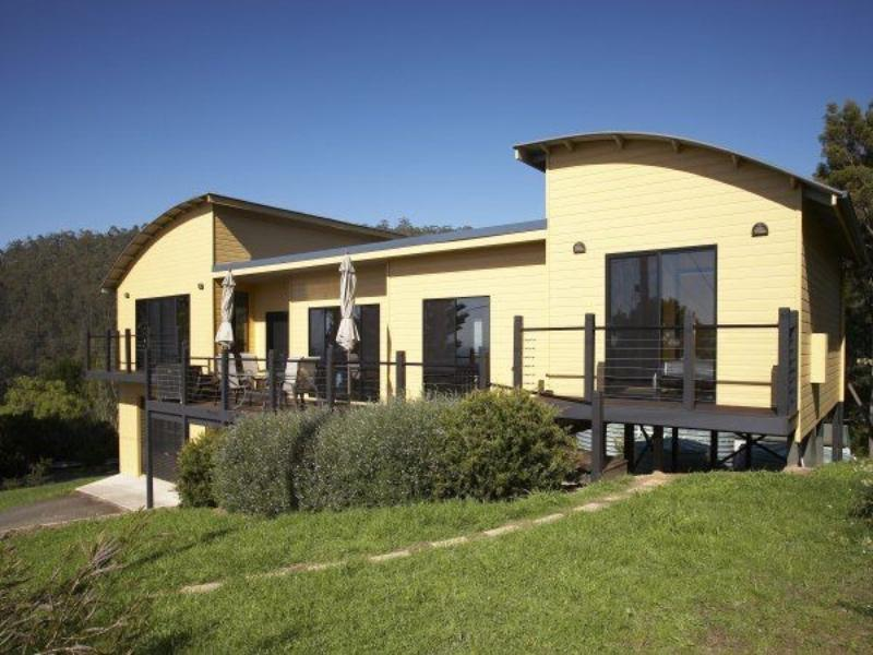 Wye Vista Holiday House - Hotell och Boende i Australien , Great Ocean Road - Wye River