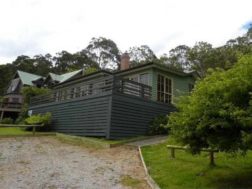 Secreto Holiday House - Hotell och Boende i Australien , Great Ocean Road - Wye River