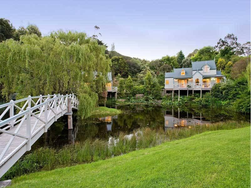 Llama Lodge - Hotell och Boende i Australien , Great Ocean Road - Apollo Bay