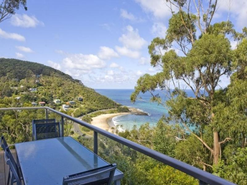 Iluka Blue Holiday House - Hotell och Boende i Australien , Great Ocean Road - Wye River