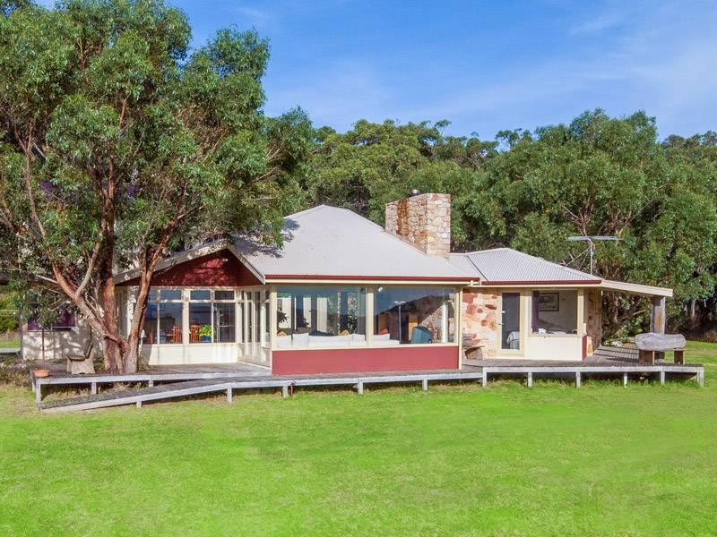 The Dunes Homestead - Hotell och Boende i Australien , Great Ocean Road - Cape Otway