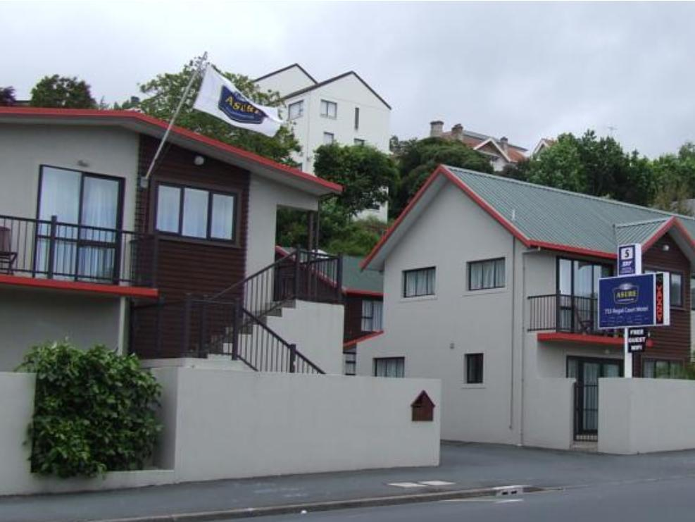 755 Regal Court Motel - Hotels and Accommodation in New Zealand, Pacific Ocean And Australia