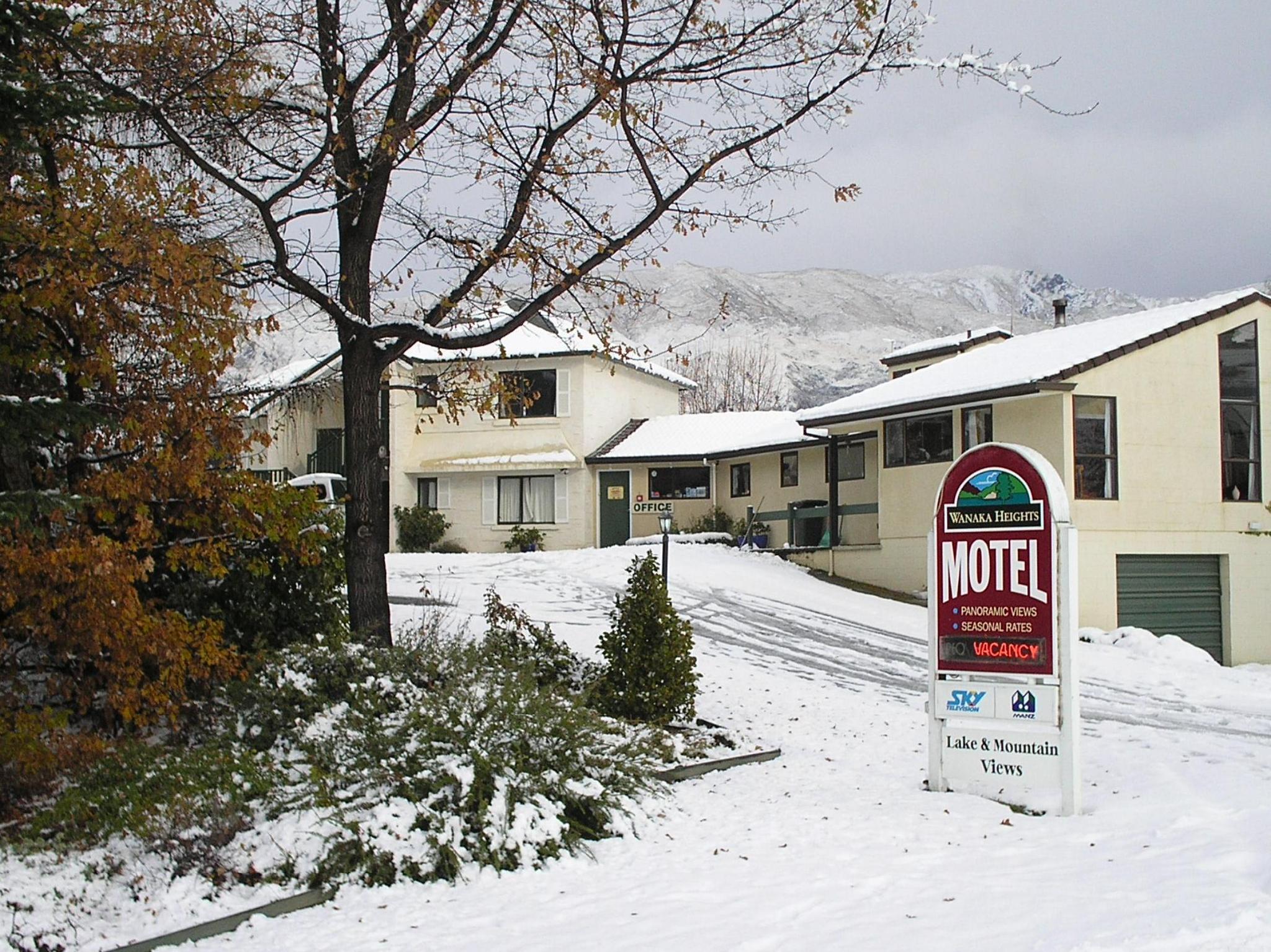 Wanaka Heights Motel - Hotell och Boende i Nya Zeeland i Stilla havet och Australien