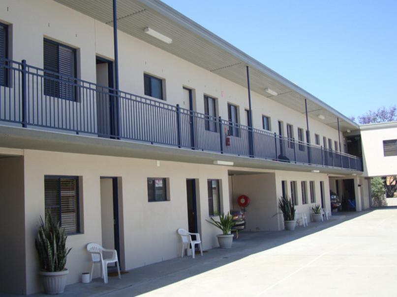 Red Cedar Motel - Hotell och Boende i Australien , Muswellbrook
