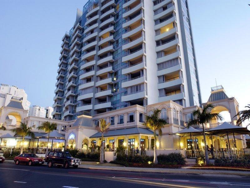 The Grand Apartments Gold Coast - Hotell och Boende i Australien , Guldkusten