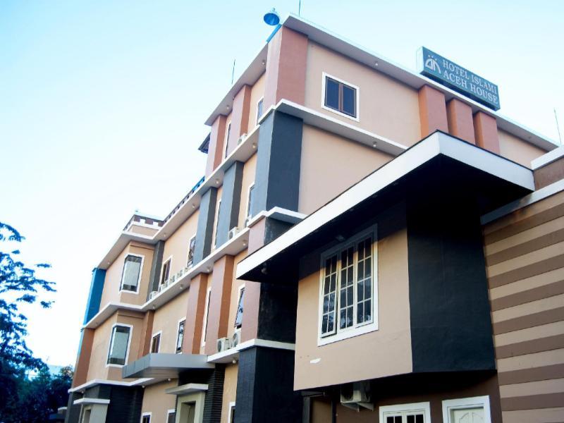Hotel Syariah Aceh House Gajah Mada ميدان
