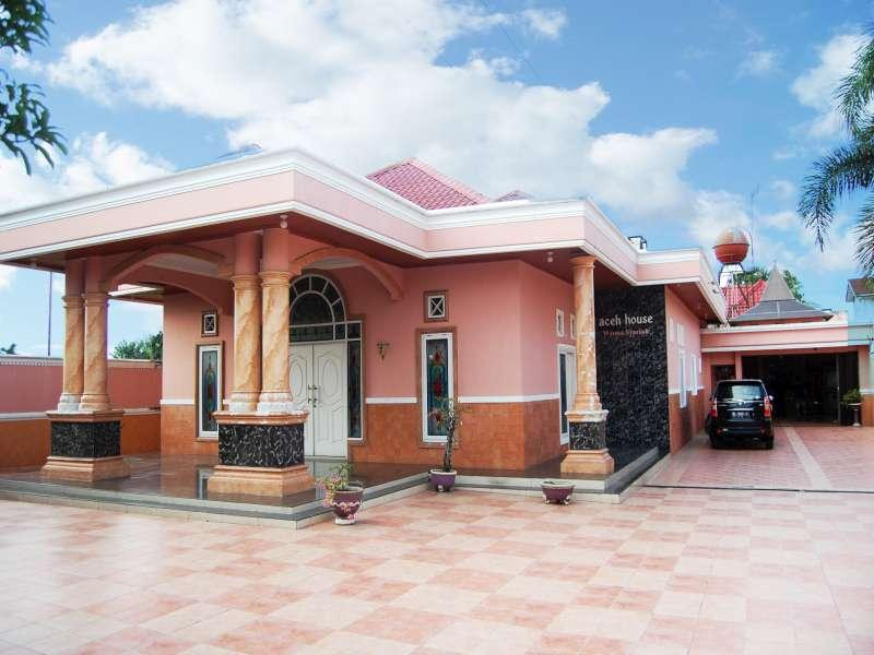 Hotel Syariah Aceh House Murni מדאן