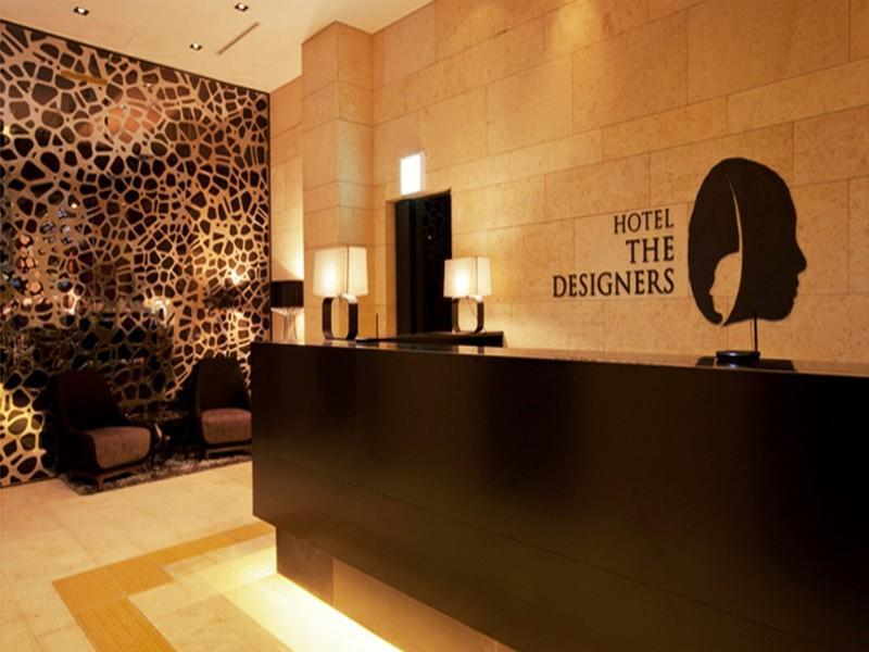 Hotel The Designers - Hotels and Accommodation in South Korea, Asia