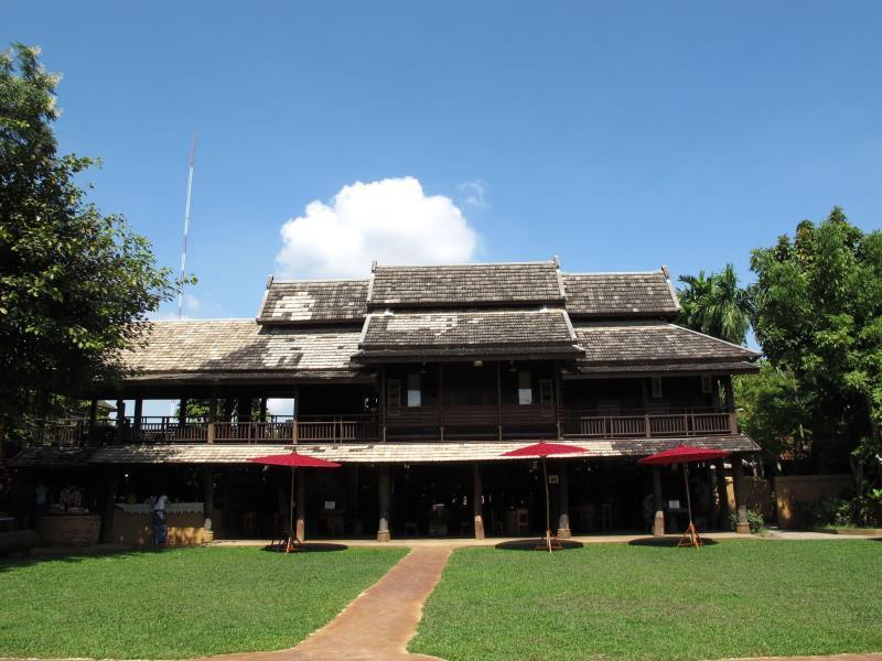 Lanna Ricebarn Hotel