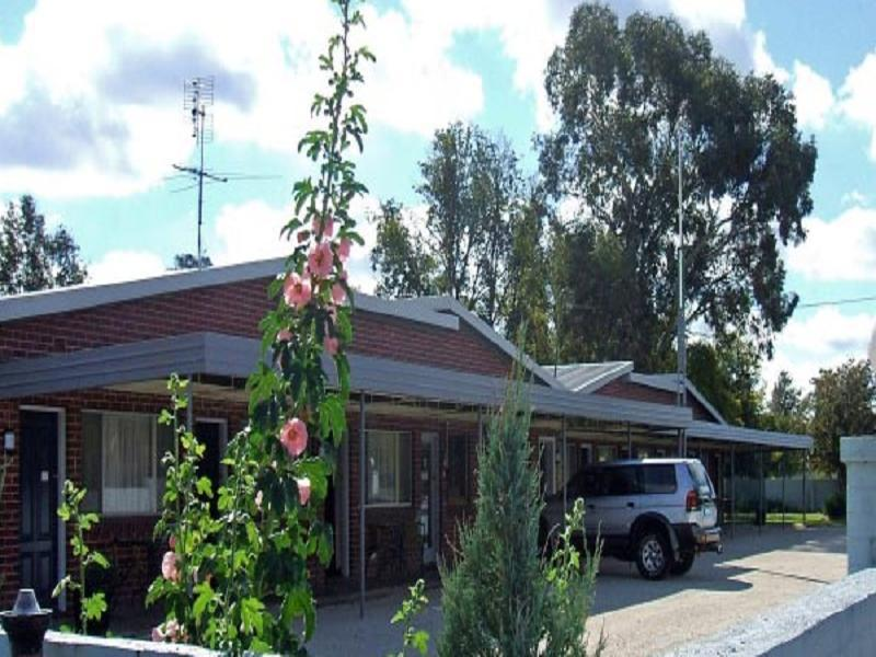 Glenndale Park Motel - Hotell och Boende i Australien , Holbrook