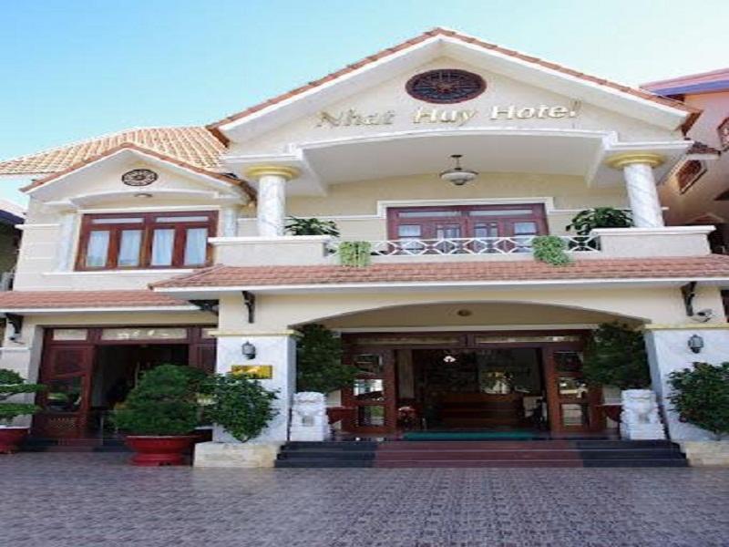 Nhat Huy Hotel - Hotell och Boende i Vietnam , Dalat