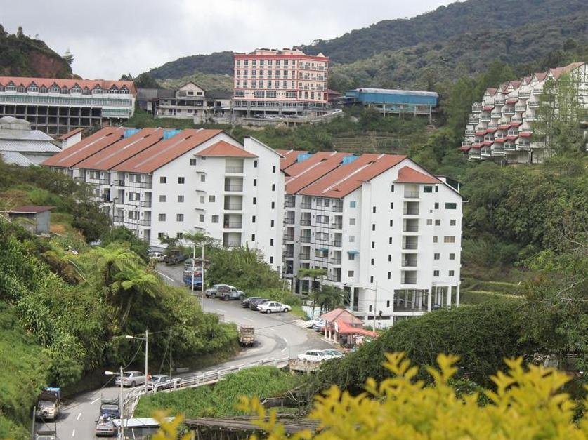 Cameron Highlands Rose Apartment