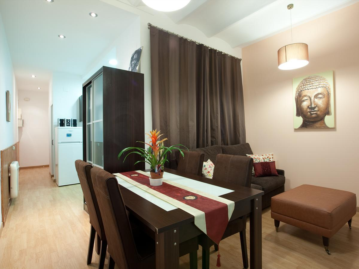 BP Lerida Montjuich Studio Apartment - Barcelona