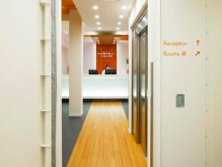 easyHotel Amsterdam City Centre South Amsterdam - Hotel interieur