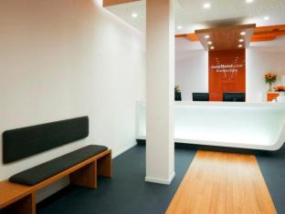 easyHotel Amsterdam City Centre South Amsterdam - Receptie