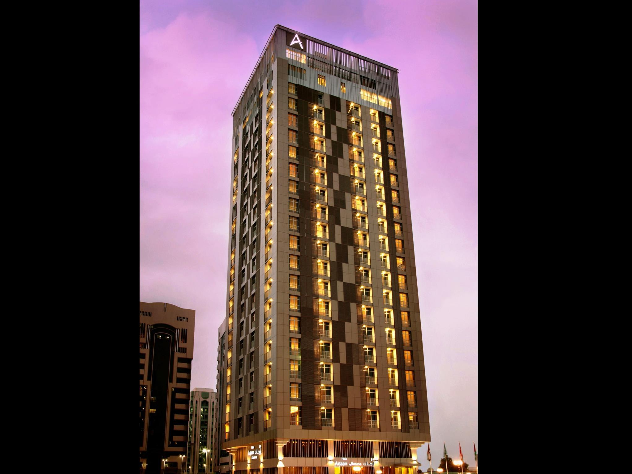 Hala Arjaan by Rotana Hotel - Hotels and Accommodation in United Arab Emirates, Middle East