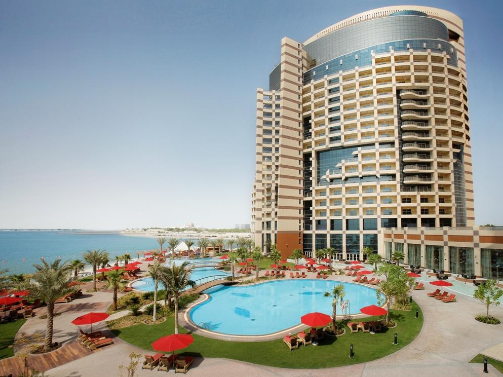 Khalidiya Palace Rayhaan by Rotana - Hotels and Accommodation in United Arab Emirates, Middle East