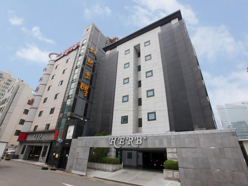 โรงแรม เฮิร์บโฮเต็ล ซูวอน  (Herb Hotel Suwon)