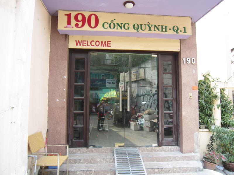 Hotel 190 - Hotell och Boende i Vietnam , Ho Chi Minh City