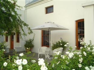 De Hoek Manor Guesthouse Stellenboša - Dārzs