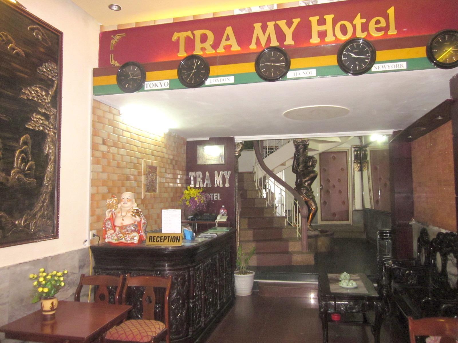 Tra My Hotel - Hotell och Boende i Vietnam , Hanoi