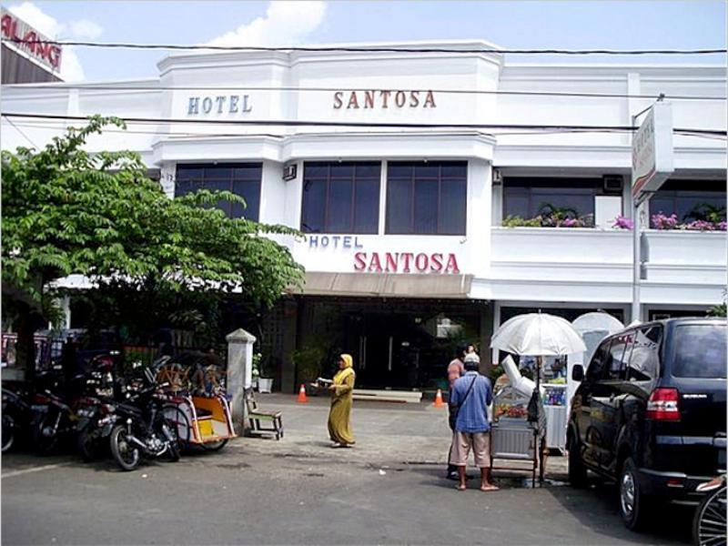 Hotel Santosa - Hotels and Accommodation in Indonesia, Asia