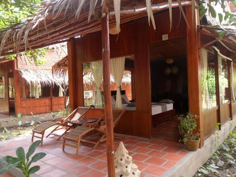Tan Phong Island Travel Hotel - Hotell och Boende i Vietnam , Cai Be (Tien Giang)