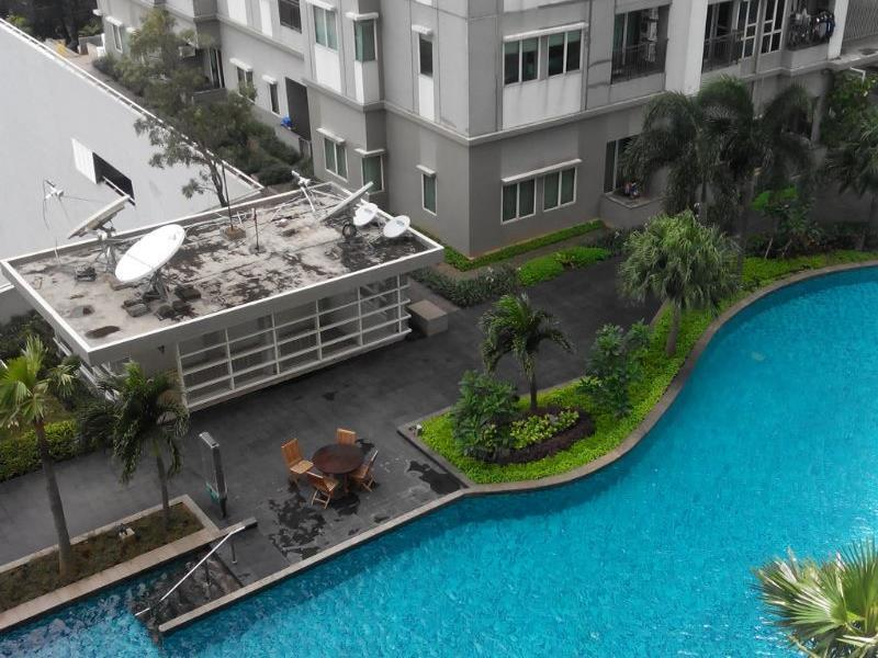 Coenen's Apartment at Thamrin Residence - Hotels and Accommodation in Indonesia, Asia